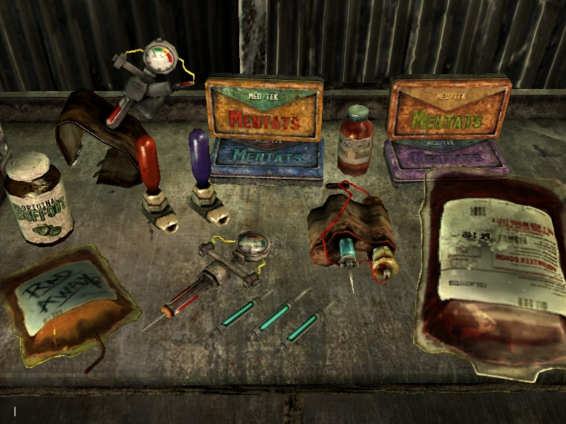 Image result for fallout new vegas drugs