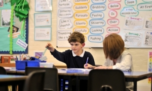 Teacher Classroom